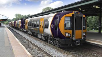 U-turn over rail route changes