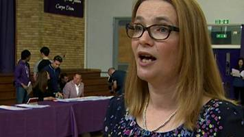 A-levels: Kirsty Williams welcomes 'strong' results