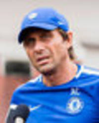 chelsea transfer shocker: antonio conte has been given none of his 10 targets - mcgarry