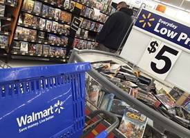 Walmart says it has gained market share in Canada