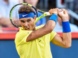cincinnati masters: rafael nadal cruises in his first match