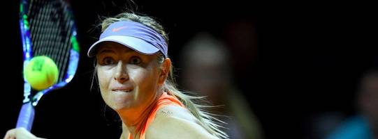 sharapova to play her first grand slam after 15-month doping suspension