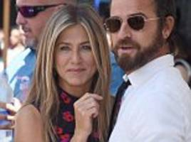 jennifer aniston's hubby skipped friends audition to sleep