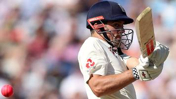 England v West Indies: Alastair Cook says 'jury still out' on pink ball