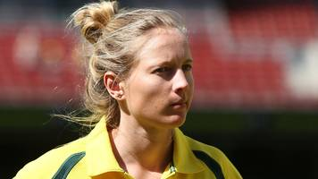 lanning doubt for start of women's ashes