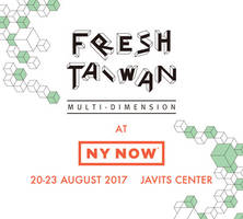 Fresh Taiwan at NY NOW 2017 - Taiwanese Quality Lifestyle Wins over American Market