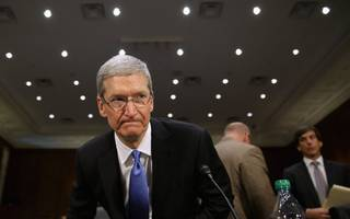 'hate is a cancer': apple boss tim cook joins growing criticism of trump