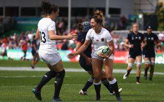 england women beat usa to reach rugby world cup semis