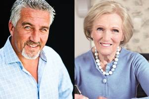 Paul Hollywood and Mary Berry to appear at same Derbyshire country fair after GBBO split