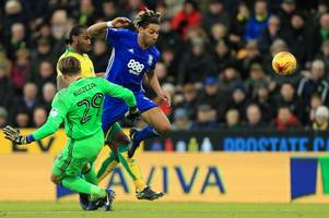 championship: ex-derby county man won't be allowed to leave birmingham just yet; burton to miss out on cauley woodrow