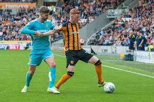 swansea city enter the race to sign hull city's in-demand midfielder sam clucas