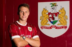 fulham striker cauley woodrow completes bristol city move ahead of millwall game
