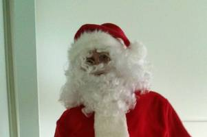 ex-councillor plans post-politics career - as father christmas