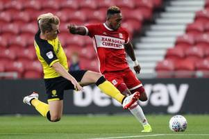 no bad blood between mark warburton and britt assombalonga over nottingham forest exit