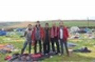 Boardmasters clean-up helps homeless and refugees