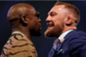 Where you can watch Floyd Mayweather vs Conor McGregor in...