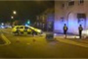 Was driver who left teen mum and baby for dead in hit-and-run...