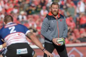 what hints can we take from the first gloucester matchday squad under head coach johan ackermann?