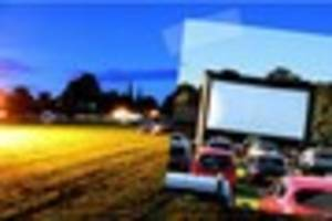hundreds enjoy grease drive-in movie at beacon park in lichfield