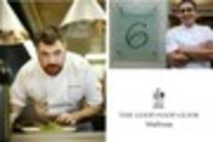 Restaurant Nathan Outlaw awarded top spot in The Good Food Guide...