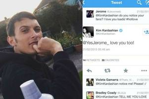 Kim Kardashian tweeted this Louth man, 25, and now he earns thousands of pounds a year