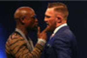 conor mcgregor vs floyd mayweather will be shown at these pubs in...