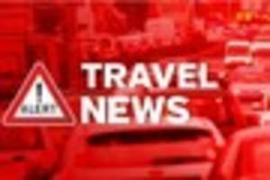 A120 blocked after two vehicle incident near Marks Tey and...