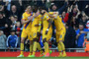Crystal Palace chasing history at Anfield as they prepare to face...