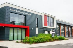 Weekly mental health sessions being held at Burton Community Fire Station