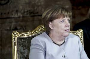 turkey criticizes merkel, says germany can't dictate eu policy