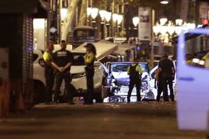 [UPDATE]: Islamic State Militants Claim Responsibility For Barcelona Attack Killing 12