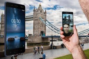 Forget selfies - new Nokia 8 smartphone marks the arrival of the 'bothie'