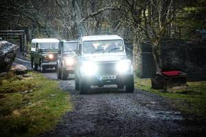Land Rover - a feast of cars, music and food in store at Defender Jam
