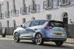 renault grand scenic review - what this car has is lots of people power