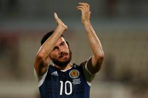 Robert Snodgrass on verge of West Ham exit just seven months after £10m transfer as Newcastle United eye move