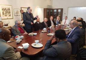 MKs' visit to South Africa called 'successful' despite snub by Parliament
