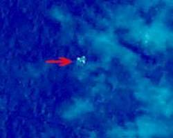 objects spotted near suspected mh370 crash site - australia