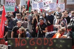 why trump denounced the left-wing group antifa