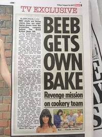 Murdoch united: The Sun says BBC 'nabbing' Great British Bake Off stars to 'spite' Love Productions