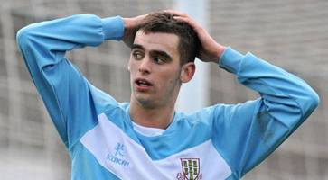 ex-ballymena utd star pleads guilty to a raft of theft charges