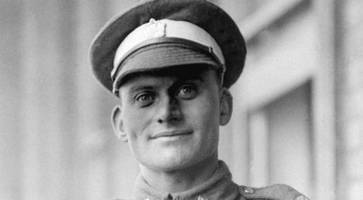 vc hero of great war battle to be honoured in co down