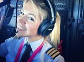 pilot eva claire marseille has a huge instagram following