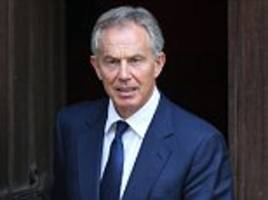 plans for tony blair bust stall amid fury over iraq legacy