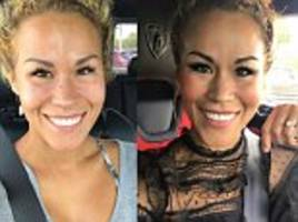 Woman rebel from 'perfect' selfies with natural snaps