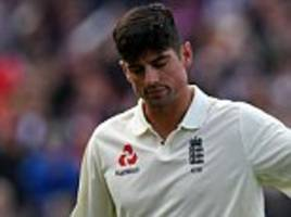 Alastair Cook masterclass puts England in control
