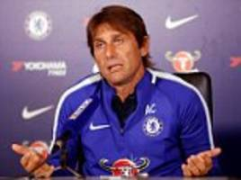 antonio conte says he might need four years at chelsea