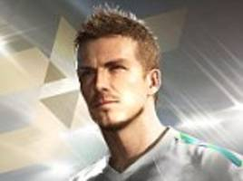 pes announce david beckham as legend in new game