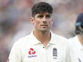 TOP SPIN AT THE TEST: Alastair Cook is King of Edgbaston