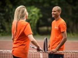 'tinder for tennis' app backed by easyjet finds partners