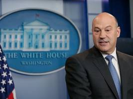 Gary Cohn's teacher once told his parents he'd be lucky to be a truck driver — and now the Trump adviser and Goldman boss is worth $266 million
